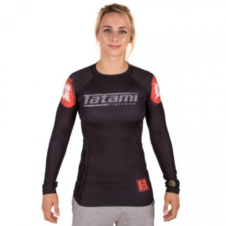 "Tatami Ladies ""Butterfly"" Long Sleeve..."