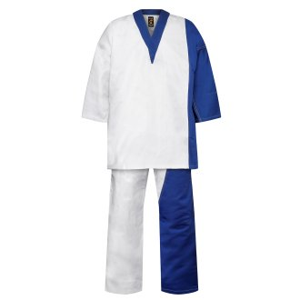 Splice Freestyle Uniform Childrens - White/Blue