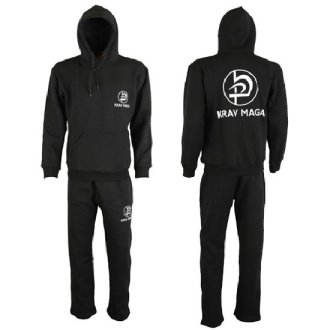 Krav Maga Fleece TrackSuit - Full Set