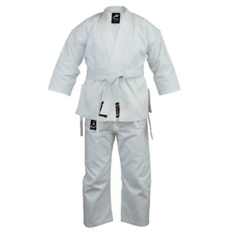 Karate Uniform: Silver Brand: Adults -...