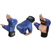 Karate Mitts Elite With Thumb Protection - Vinyl