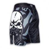 "Pride or Die MMA Black ""Reckless"" Fight Shorts"