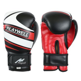 Childrens Elite Vinyl Boxing Gloves -...