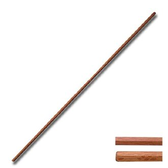 Bo Staff Straight Hexagonal Red Oak -...