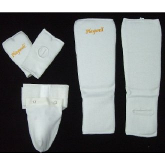 Karate Sparring Kit 1: Elasticated