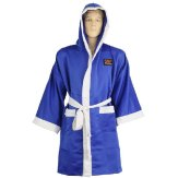 Boxing Gown - Blue