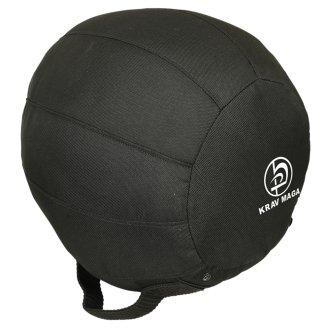 Krav Maga Melon Striking Ball - Black