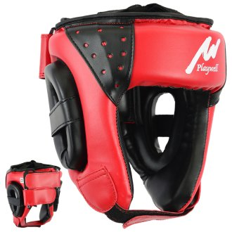 Kids Open Face Head Guard - XS - PRE...