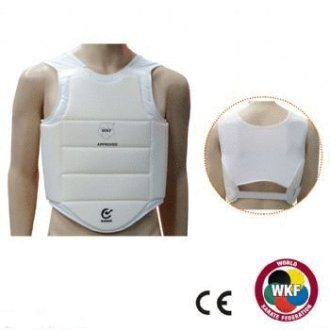 WKF Approved Wacoku Karate Adults Chest...