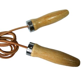 Skipping Rope: Leather