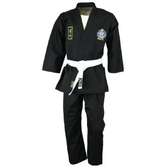 Official Choi Kwang Do Black...