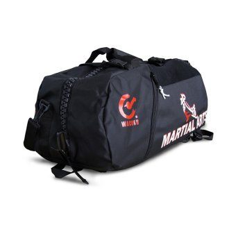 Martial Arts Duffel & Back Pack Bag