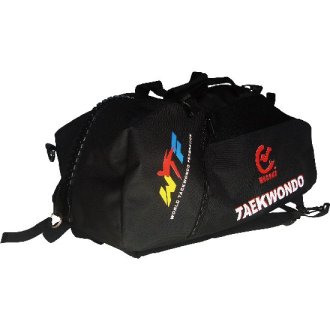 WTF Approved Taekwondo Duffel & Back...