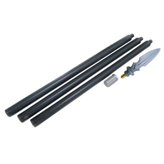 Wushu Polypropylene 3pc Long Spear Stick
