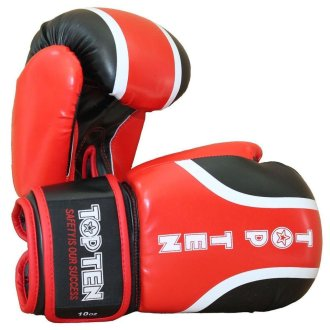 "Top Ten Boxing ""Rallye"" Boxing Gloves"