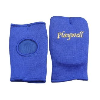 Elasticated Hand Mitts: Coloured