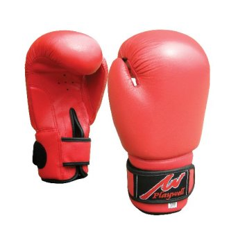 Proffessional Leather Boxing Gloves