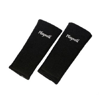 Elasticated Black Full Contact Forearm...