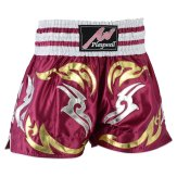 Muay Thai Competition Tribal Fight shorts - Hot Pink - PRE ORDER