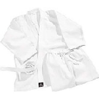 Ju Jitsu Childrens Gi White - 650GSM - Clearance