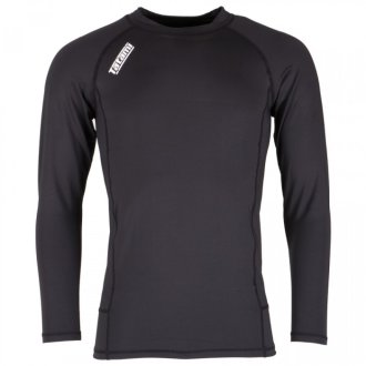 Tatami Mens Black Nova Long Sleeve Rash...