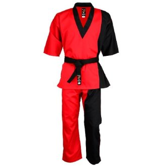 Splice Freestyle Uniform Adults - Red/Black