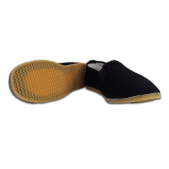 Kung Fu Slippers - Rubber Sole