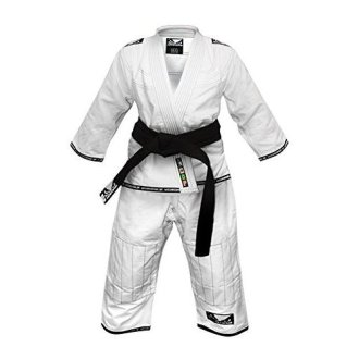 Bad Boy White Kids Judo Gi