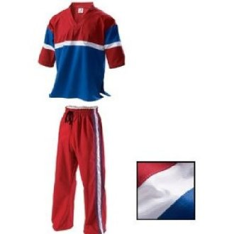 Custom Made Martial Arts Club Uniforms