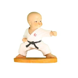Karate Figure Punch No 3 - FG69
