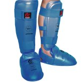 WKF Approved Karate Shin Instep Guards - PRE ORDER