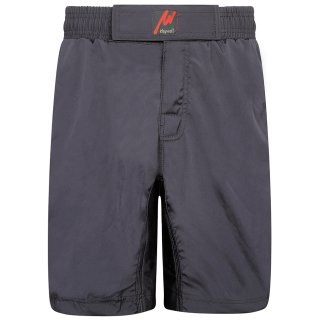 Playwell Childrens Pro MMA Plain Black...