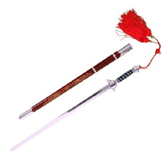 Tai Chi Wushu Steel Sword Dragon...