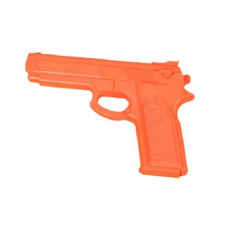 Safety TP Rubber Hand Gun : Coloured