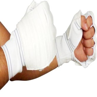 Kudo Sparring Hand Mitt Gloves