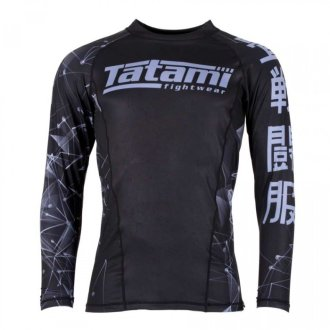 "Tatami Mens ""Fractal"" Long Sleeve Rash..."