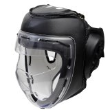 Weapons Headguard with Acrylic Face Mask