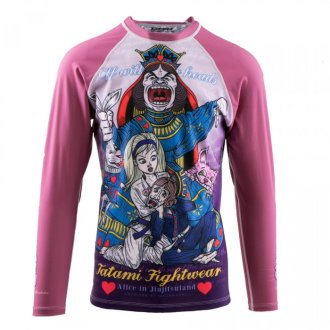 "Tatami Ladies ""Alice Pink"" Long Sleeve..."