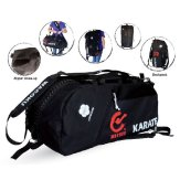 WKF Approved Karate Duffel & Back Pack Bag