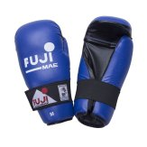 Fuji Mae ITF Approved Point Sparring Gloves Blue