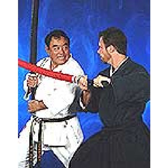 Full Contact Sparring Bokken - Choken Sword - Xmas Special Offer
