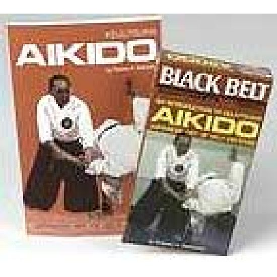 Keijutsukai Aikido Book and Video Set