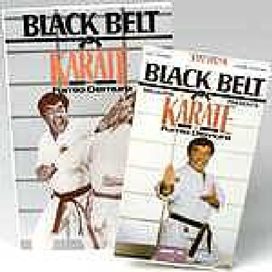 Karate Book and Video Set
