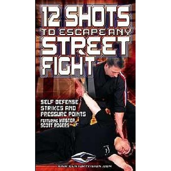 12 Shots to Escape Any Street Fight - DVD