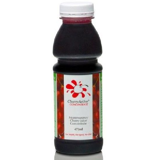 Cherry Active Concentrate Juice - 473ml