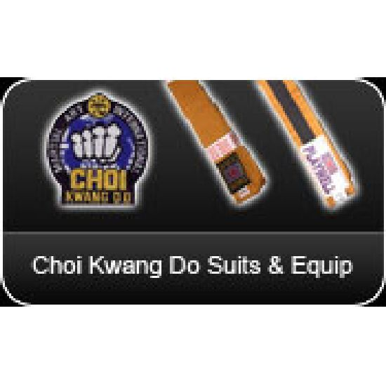 Choi Kwang Do Suits And equipment
