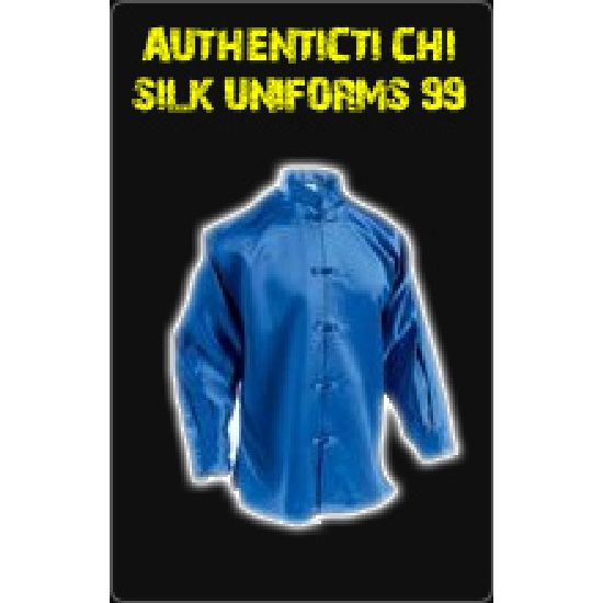 Authentic Ti Chi Silk Uniforms 99