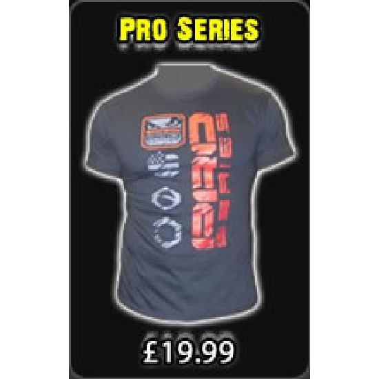 Bad Boy Black - Pro Series T-Shirt