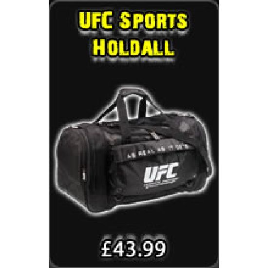 Official UFC Sports Holdall