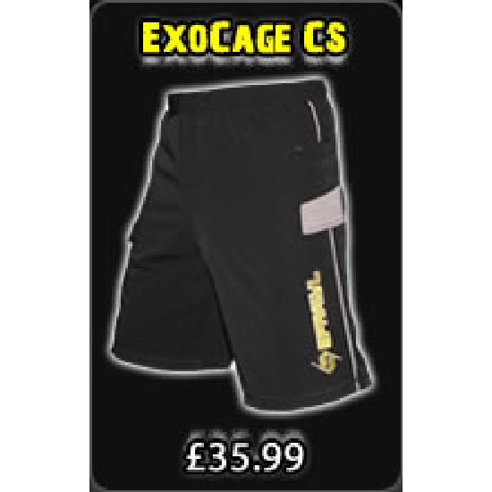 SPRAWL ExoCage CS Standard Edition-Black/Gray